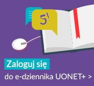 UONET - logo_ zaloguj się