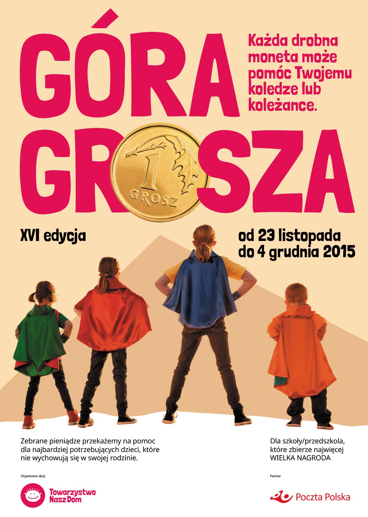 Góra Grosza 2015